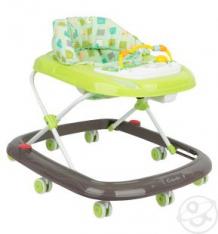 Купить ходунки capella bg-0619, цвет: зеленый/серый ( id 559689 )