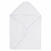 Купить полотенце с уголком leader kids 75 х 100 см, цвет: белый ( id 12037666 )