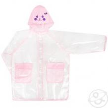 Купить дождевик twins, цвет: розовый ( id 8234965 )