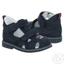 Купить сандалии bebetom, цвет: синий ( id 11658178 )