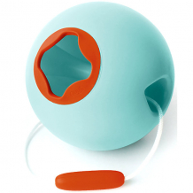 Купить ведёрко для воды quut ballo, винтажный синий и очень оранжевый ( id 8306221 )