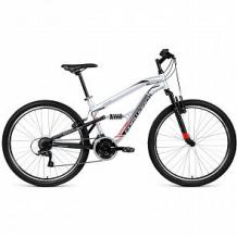 Купить двухколесный велосипед forward benfica, цвет: серый ( id 12065362 )