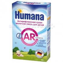 Купить humana заменитель антирефлюкс с 0 мес. 400 г 73742/73449 // 4031244737427