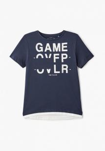 Купить футболка tom tailor to172ebbxfo2cm152
