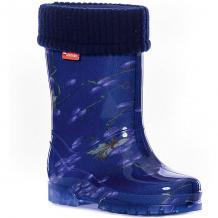 Купить резиновые сапоги со съемным носком demar twister lux print ( id 12273016 )