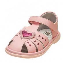 Купить сандалии топ-топ, цвет: розовый ( id 11218376 )