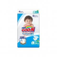 Купить goon подгузники l (9-14 кг) 54 шт. 753134/853623