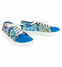 Купить кеды anra, цвет: синий ( id 8475001 )