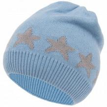 Купить шапка stella's kids, цвет: голубой ( id 12495184 )