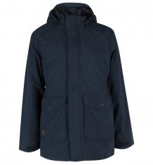 Купить куртка luhta город, цвет: синий ( id 2779415 )