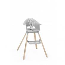 Купить cтул для кормления stokke clikk, cloud grey, серый stokke 997101340