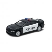 Купить welly 43742p велли модель машины 1:38 dodge charger police