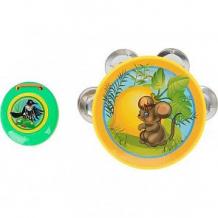 Купить игровой набор игруша музыкальные инструменты желтый ( id 7405759 )