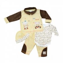 Купить nannette комплект для мальчика 4 предмета 111-0060 111-0060