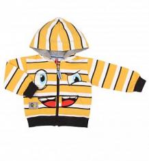 Толстовка Kiki Kids Будущее, цвет: желтый ( ID 5007649 )