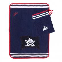 Купить spiegelburg полотенце с варежкой capt'n sharky 93364