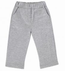Купить брюки мамуляндия ягодки, цвет: серый 1183934