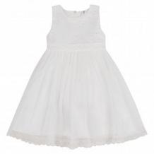 Купить платье santa&barbara, цвет: белый ( id 9934269 )