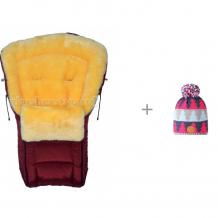 Купить reima шапка зимняя 528613 с зимним конвертом baby elite elina