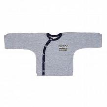 Распашонка Lucky Child Basic sport, цвет: серый ( ID 11442730 )