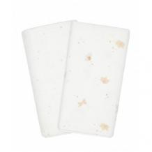 """Купить пеленки муслиновые """"маленький и любимый"""", 2 шт., белый mothercare 4061036"""