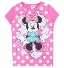 Купить футболка play today яркие штрихи, цвет: розовый/белый ( id 5278135 )