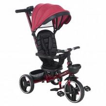 Купить трехколесный велосипед mccan m-10, цвет: red ( id 12465130 )