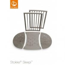 Комплект расширения кроватки до Stokke Sleepi, серый Stokke 996848116