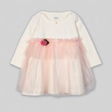 Купить ёмаё платье девочки 0-2 облако ванили 12-100 12-100