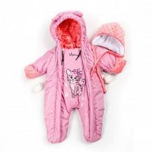Купить комбинезон slingme котик, цвет: розовый ( id 12797848 )