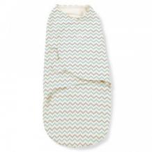 Купить конверт на липучке summer infant swaddleme, s/m, серый summer infant 997073203