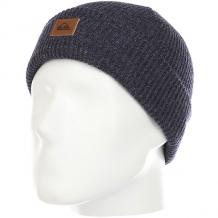 Купить шапка детская quiksilver performedyouth navy blazer heather темно-синий