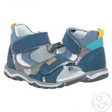Купить сандалии bebetom, цвет: голубой ( id 11658598 )