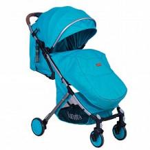 Купить прогулочная коляска nuovita giro lux, цвет: turchese grigio ( id 10504937 )