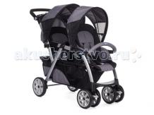 Купить chicco коляска для двойни together twin