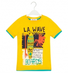 Купить футболка shishco, цвет: желтый ( id 8907007 )