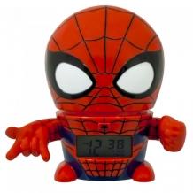 Купить часы марвел (marvel) будильник bulbbotz spider-man человек-паук 14 см 2021425
