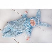 Купить комбинезон slingme blue, цвет: голубой ( id 12797800 )