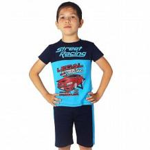 Купить комплект футболка/шорты иново, цвет: бирюзовый ( id 12817318 )