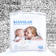 Подгузники LOVULAR HOT WIND размер S, с 0 до 6 кг (80 шт) Lovular 996869227