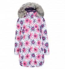 Купить куртка reike зимние звезды, цвет: белый ( id 6362119 )