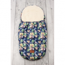 Купить amarobaby зимний конверт little traveler лес 105x45 см