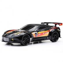New Bright 1222-1 Игрушка р/у Corvette C7R (Чёрный)