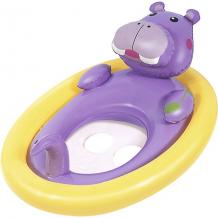 """Купить лодочка для плавания bestway """"животные"""", бегемот ( id 10878161 )"""