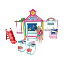 Купить игровой набор barbie челси в школе ( id 14080870 )