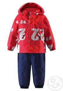 Купить детский комплект куртка/полукомбинезон reima nappaa ( id 3304799 )