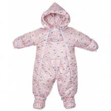 Купить forest комбинезон зимний-трансформер pink kitty 147шм