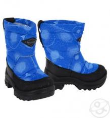 Купить ботинки kuoma putkivarsi blue space, цвет: синий ( id 7390771 )