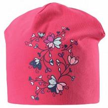 Купить шапка lassie, цвет: розовый ( id 4864747 )