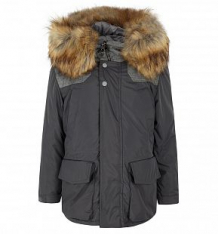 Купить куртка boom by orby, цвет: серый ( id 6150691 )